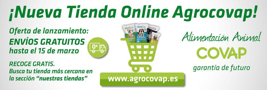 53bab12470 Lanzamiento de la Nueva Tienda Online Agrocovap