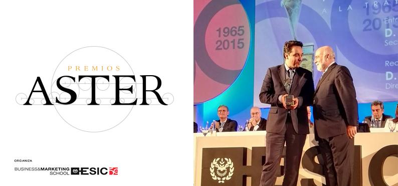 33 edicion premios aster