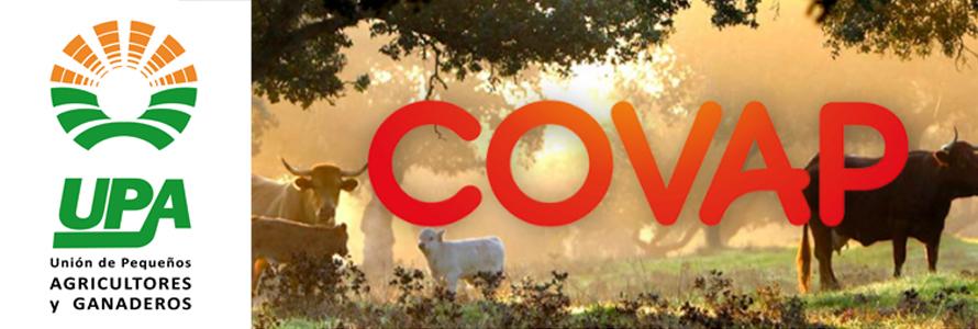 COVAP premiada por la UPA