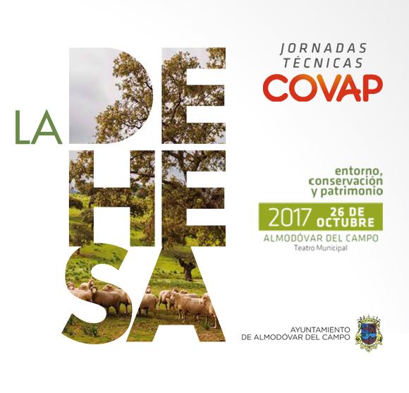 Dehesa y ganadería centrarán una Jornada Técnica el día 26 en Almodóvar del Campo.