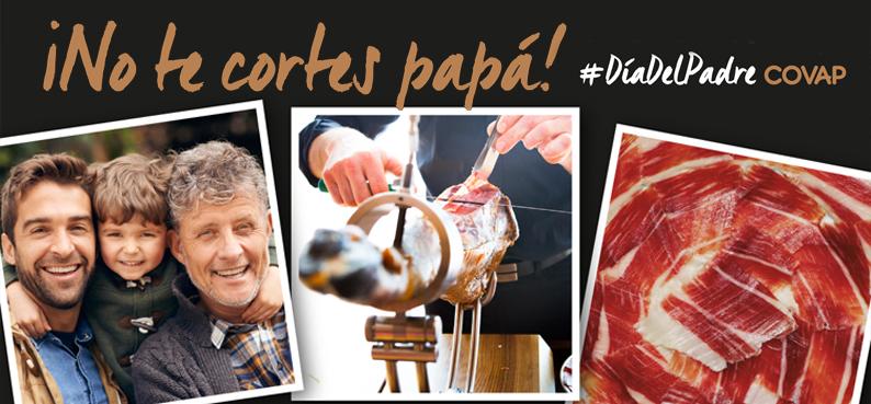 Concurso dia del padre ibericos COVAP