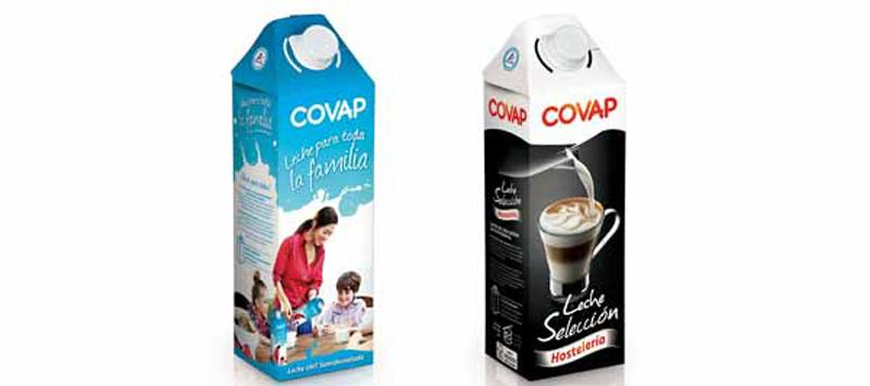 COVAP lanza al mercado dos nuevos productos