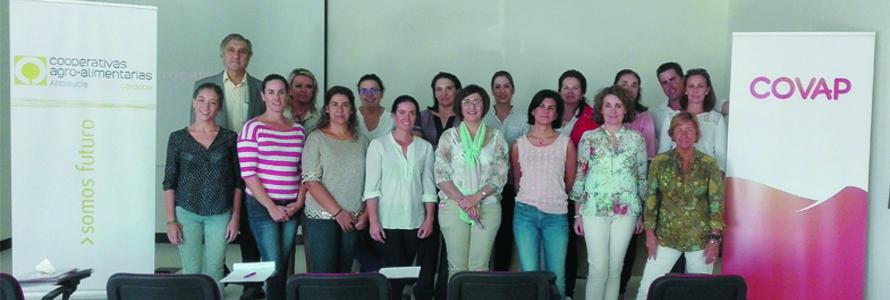 COVAP organiza un Programa de Formación dirigido a mujeres.