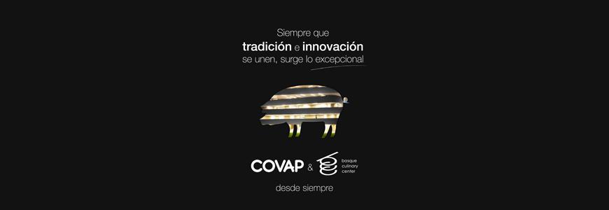 Covap y el Basque Culinary Center desde siempre