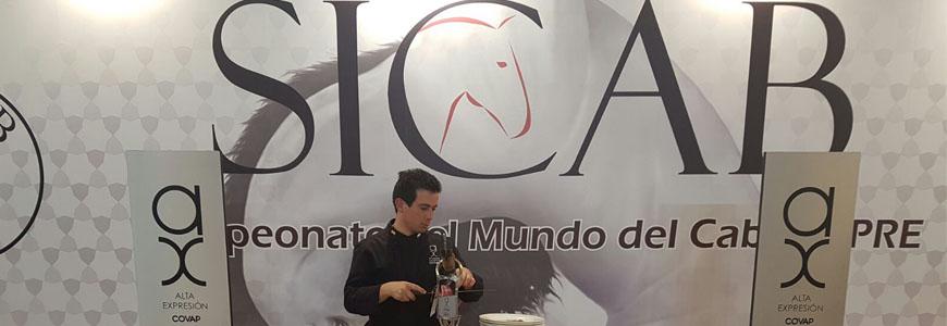 Covap, en el Salón Internacional del Caballo Español de Sevilla