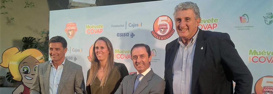 Presentación de la 5ª Copa COVAP