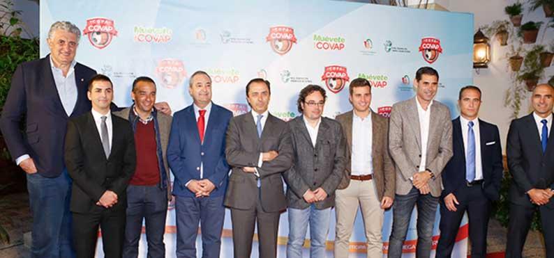 3300 niños andaluces participaran en la 4ª Copa COVAP