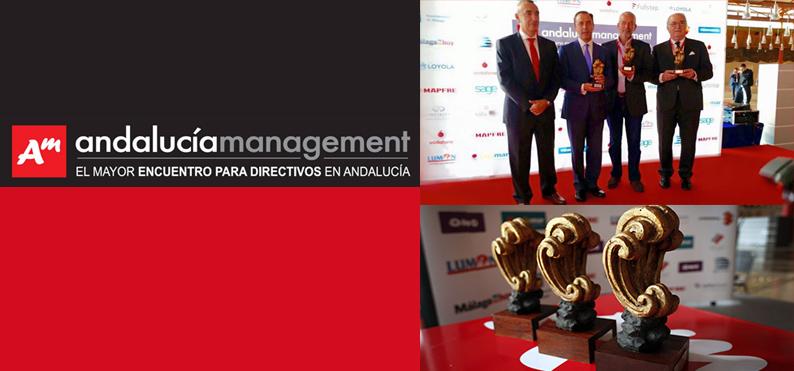premio andalucia management 2015 al desarrollo empresarial
