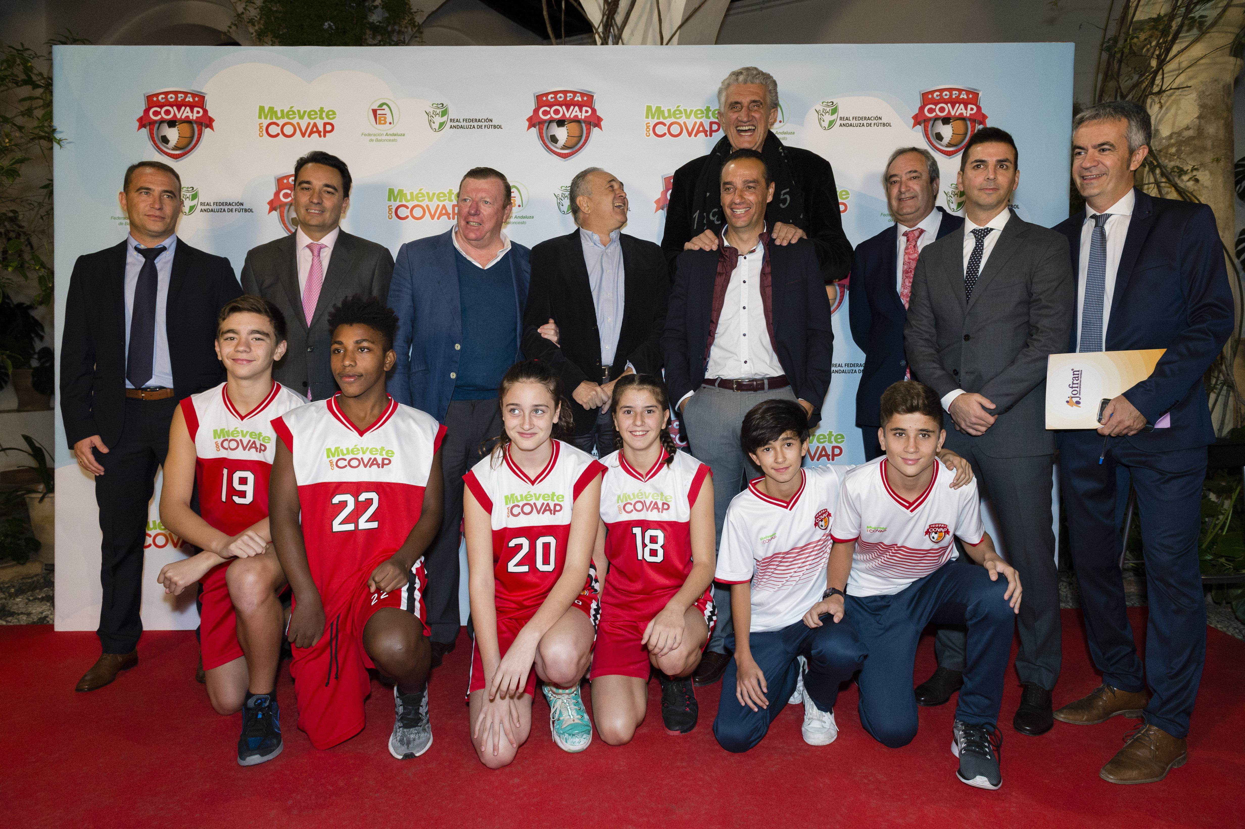 Presentación VI Copa COVAP con 4.000 participantes