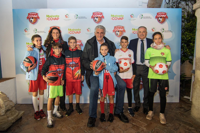 Arranca la séptima edición de la Copa COVAP |Copa COVAP