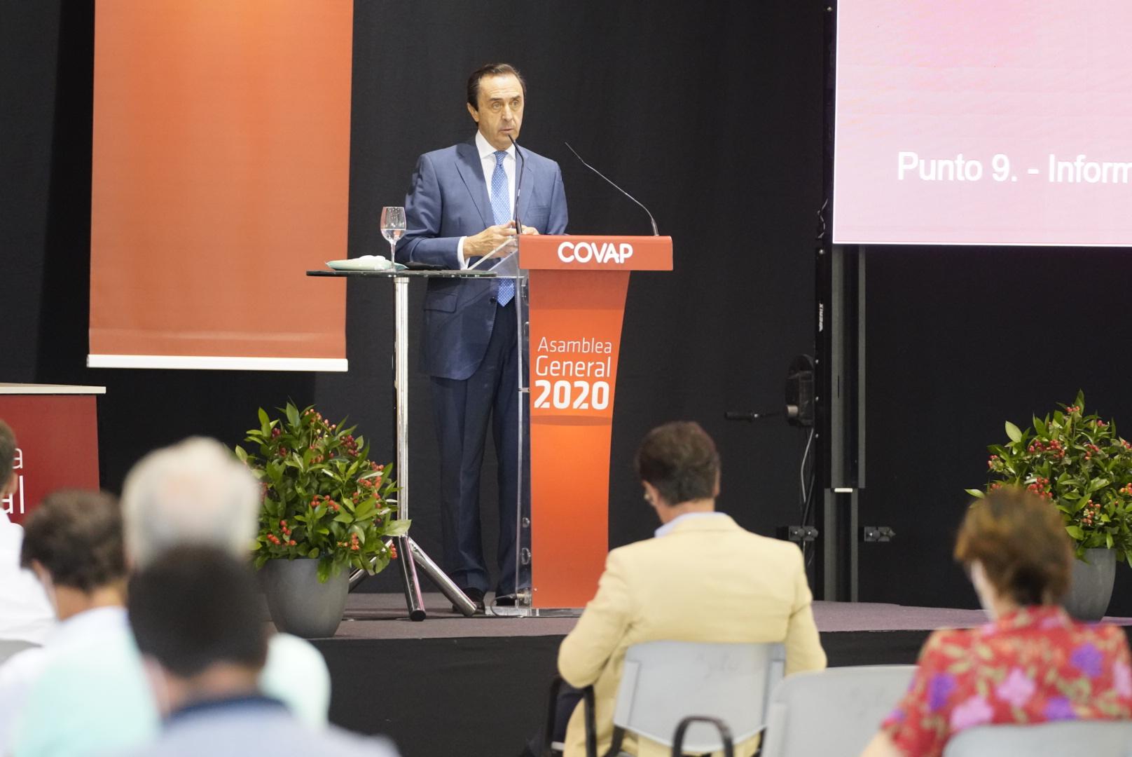 Asamblea General COVAP 2020 | COVAP
