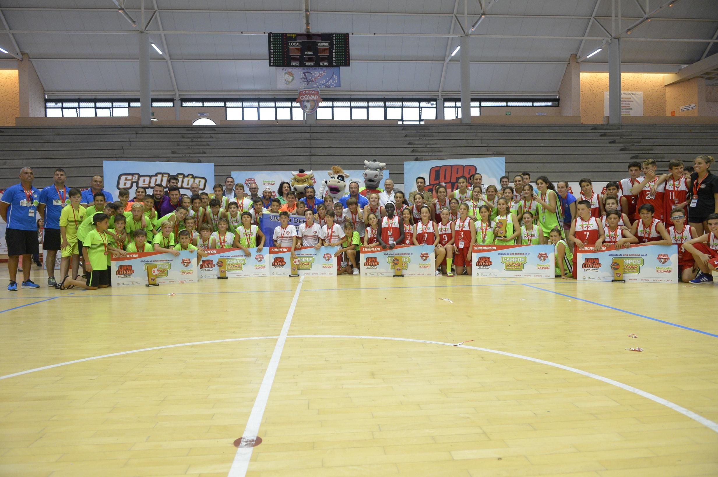Final VI Copa COVAP