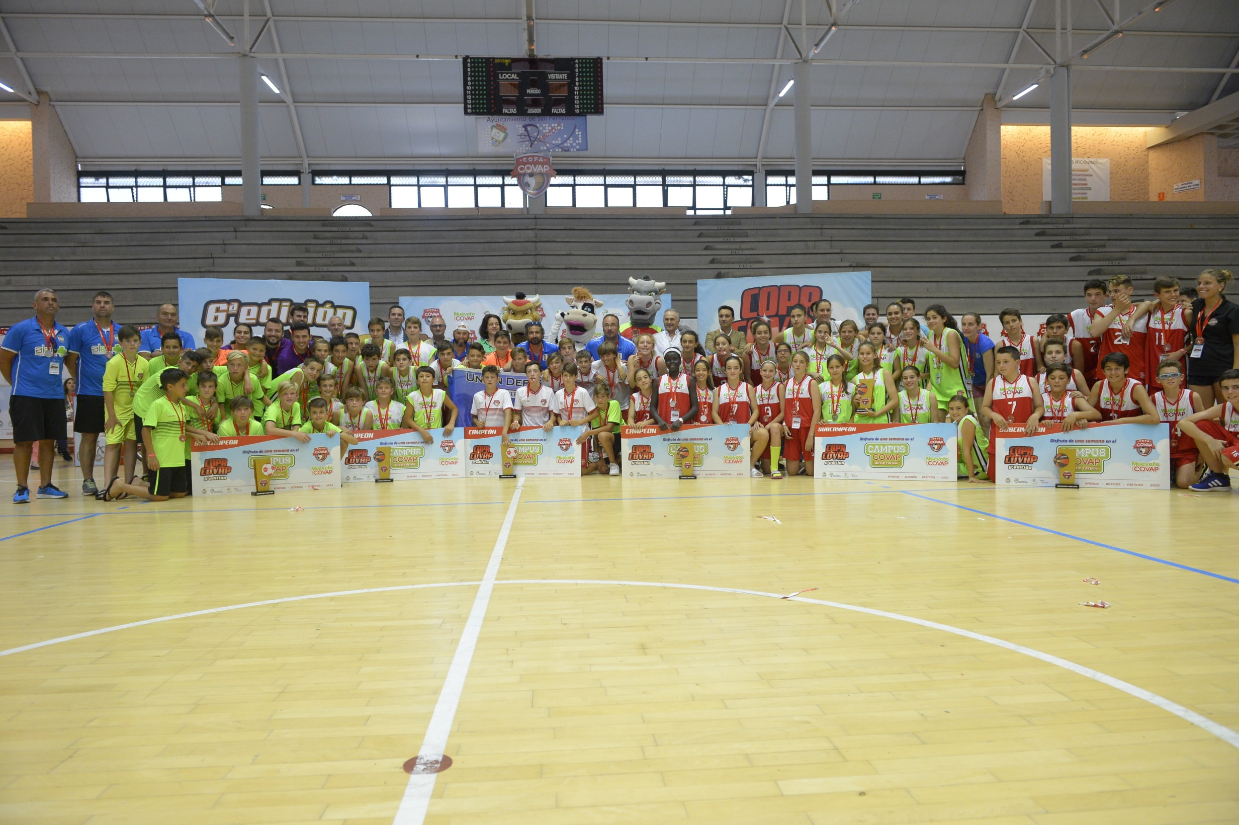 Final VI Copa COVAP | COVAP