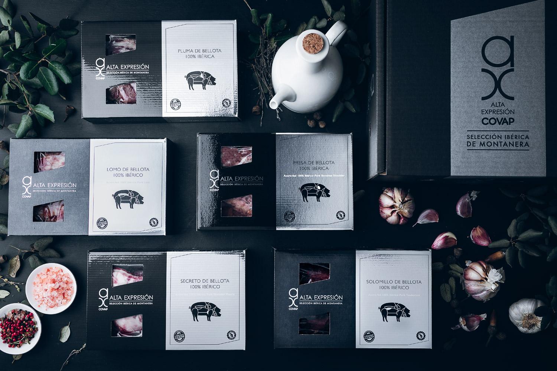 COVAP  presenta su gama de carnes Alta Expresión Selección Ibérica de Montanera | COVAP