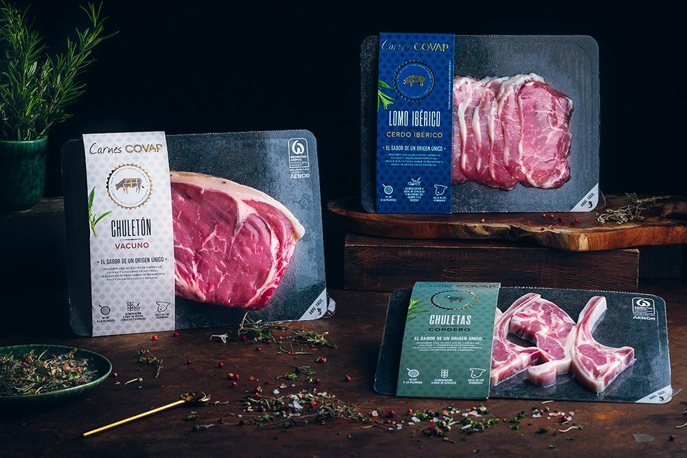 COVAP lanza una nueva gama de carne fresca