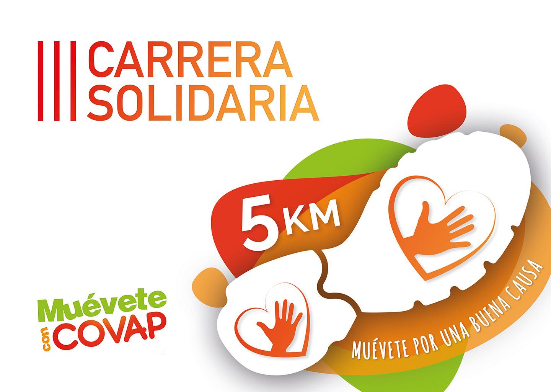 III Carrera Solidaria Muévete con COVAP | COVAP