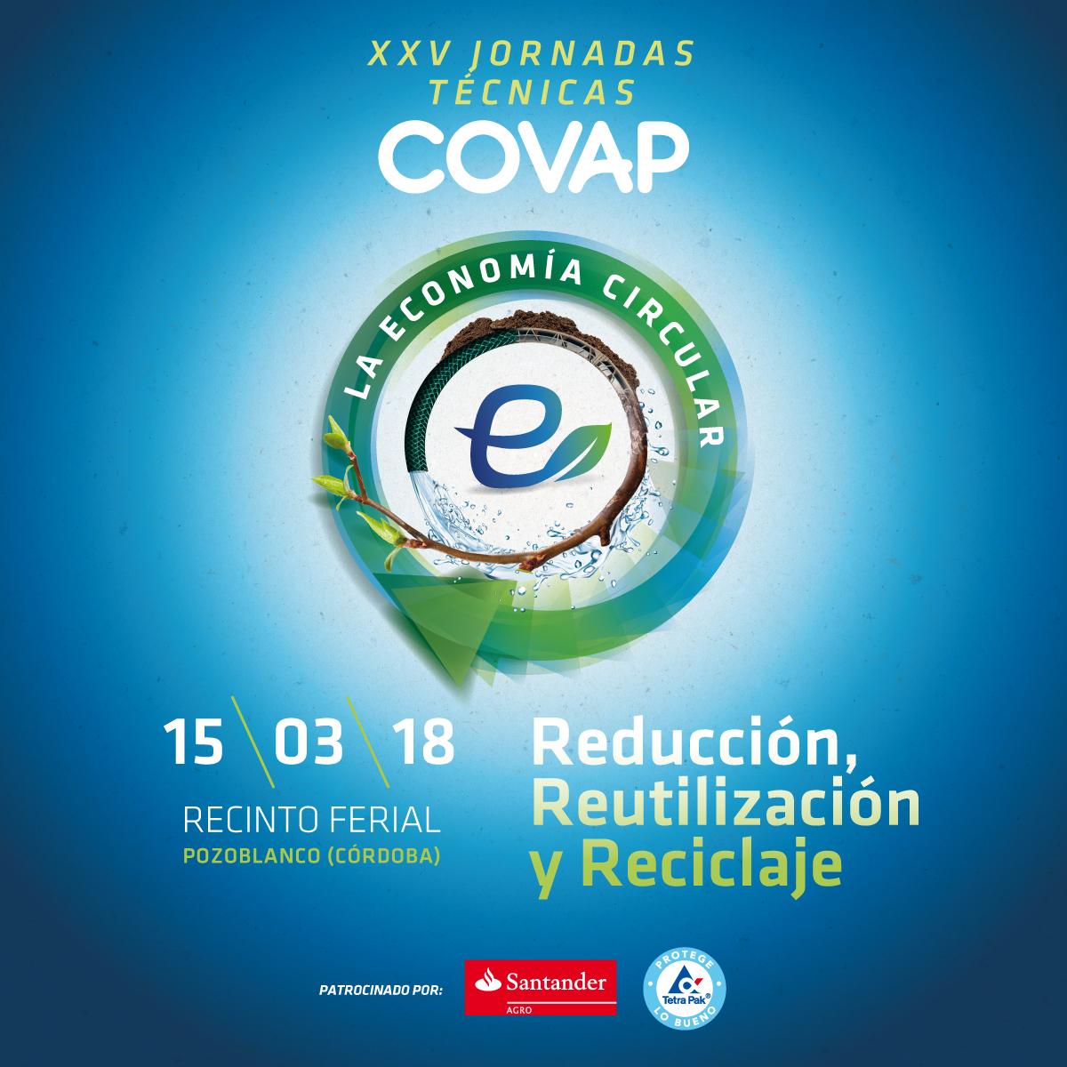 XXV edición de las Jornadas Técnicas de COVAP