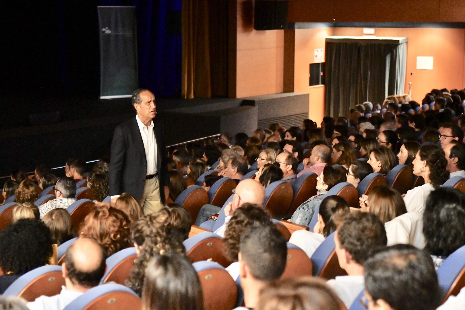 Conferencia Luis Galindo | COVAP