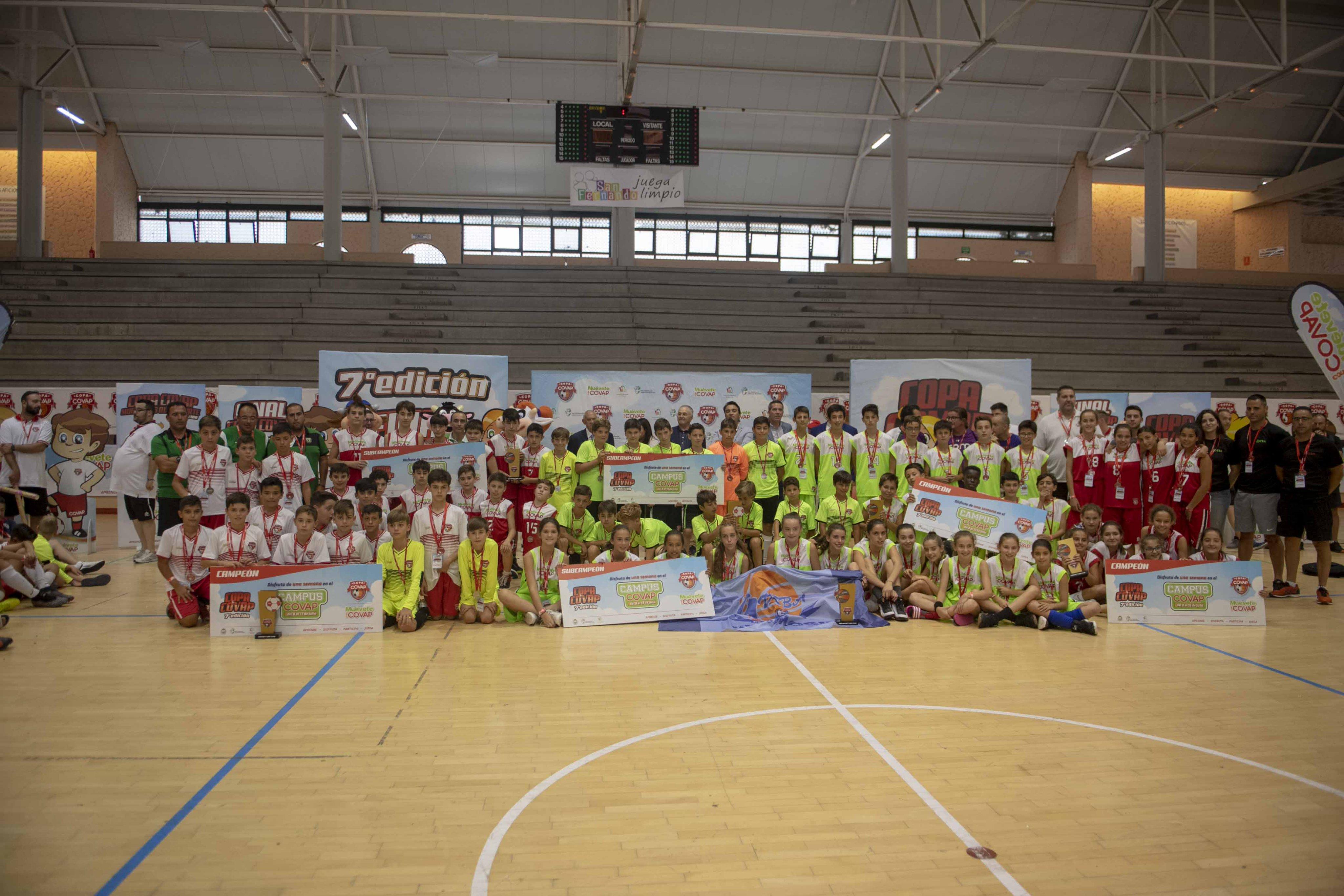 Finaliza la 7ª edición de la Copa COVAP | COVAP