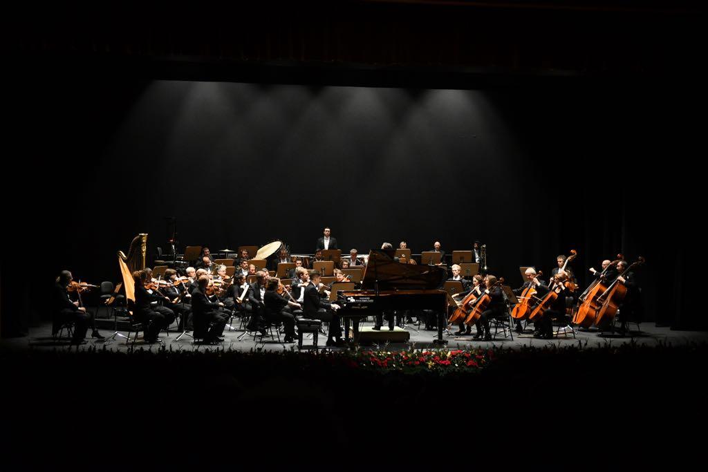 La Fundación Ricardo Delgado Vizcaíno celebra el Concierto de Navidad, a cargo de la Real Orquesta Sinfónica de Sevilla.