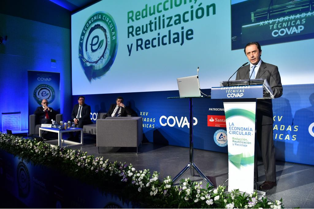 The 25th COVAP Technical Conference reveals the production changes involved in implementing the circular economy | COVAP