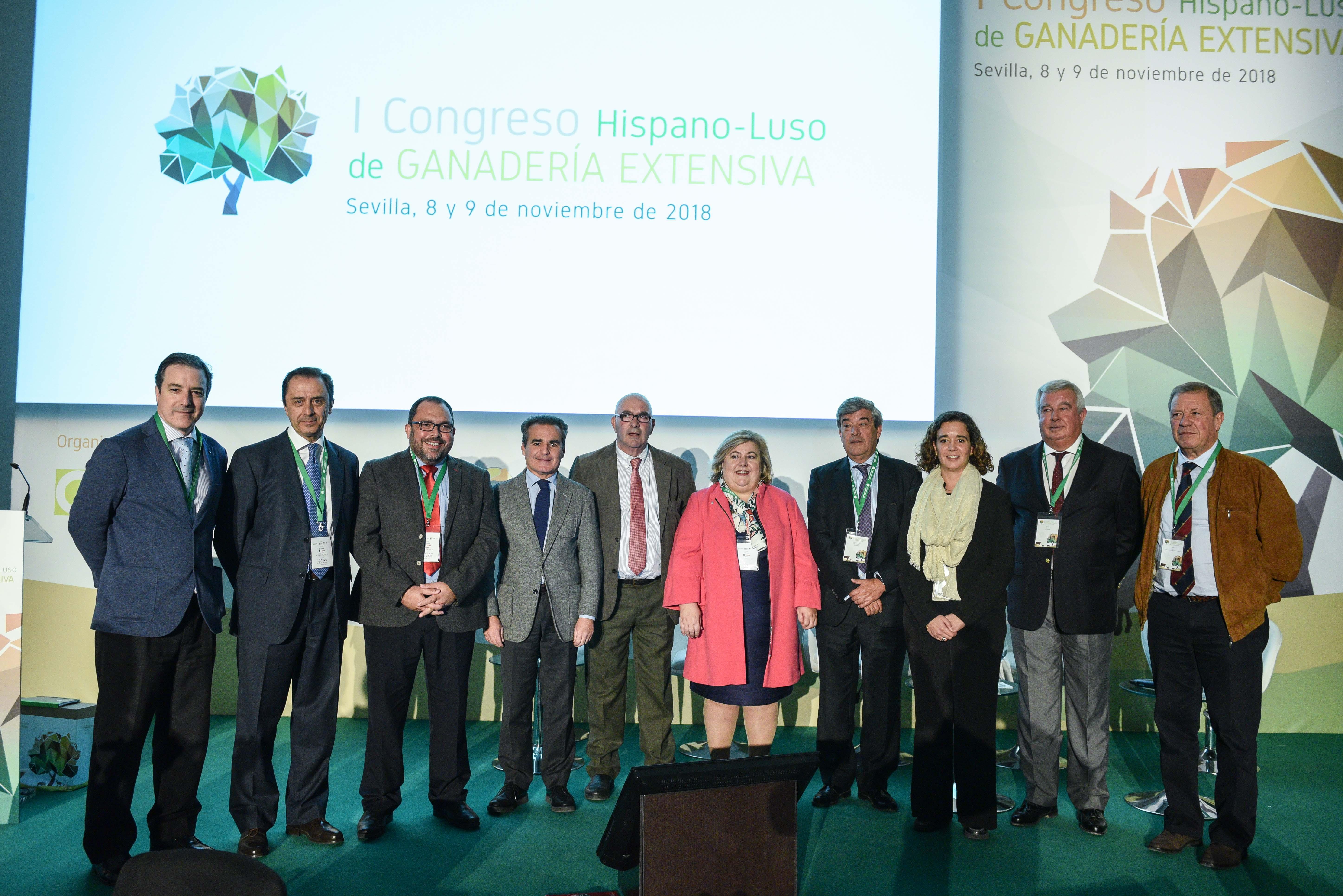 I Congreso Hispano-Luso de Ganadería Extensiva