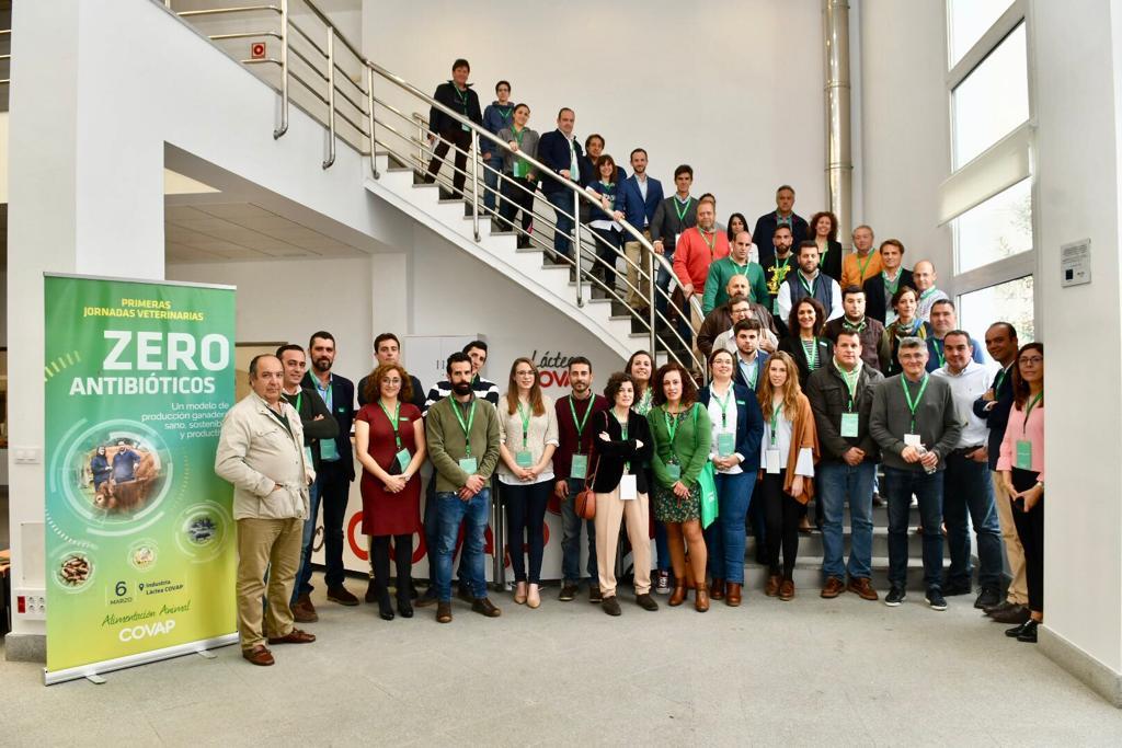 COVAP muestra su modelo de producción sostenible a veterinarios de toda España | COVAP