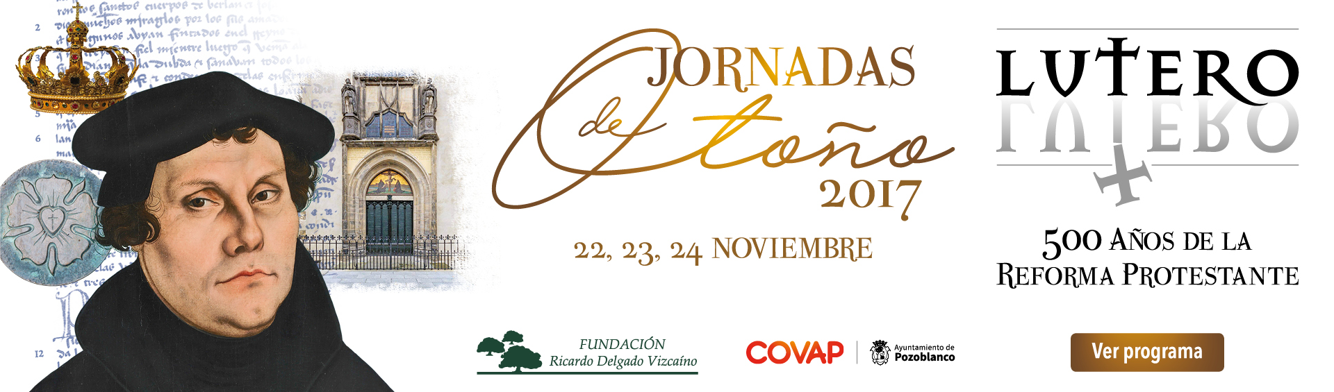 Jornadas de Otoño Fundación Ricardo Delgado Vizcaino