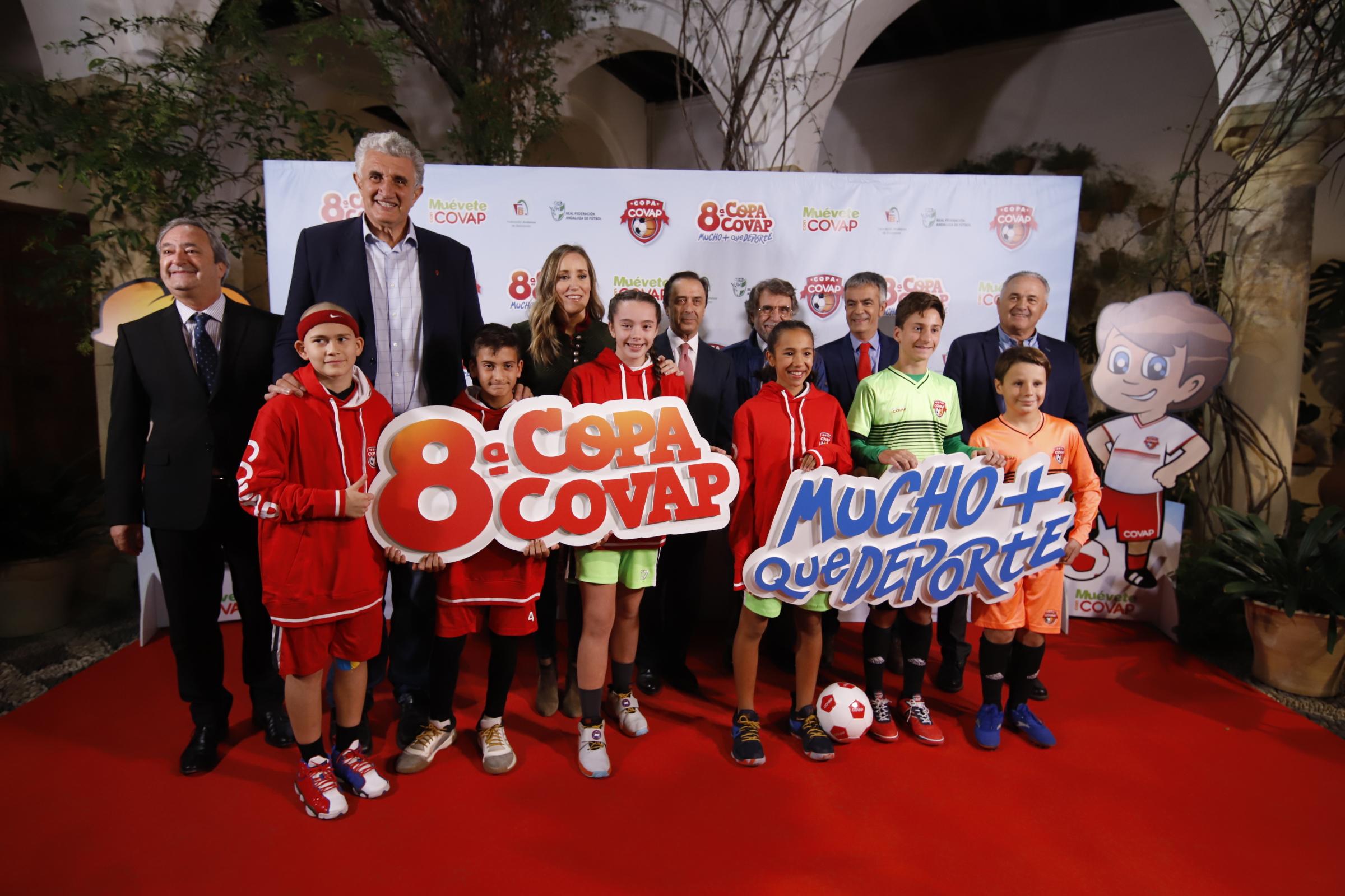 Presentación 8ª Copa COVAP | COVAP