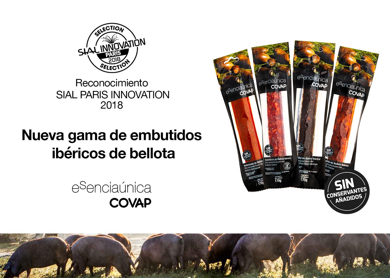 Reconocimiento SIAL París Innovation | COVAP