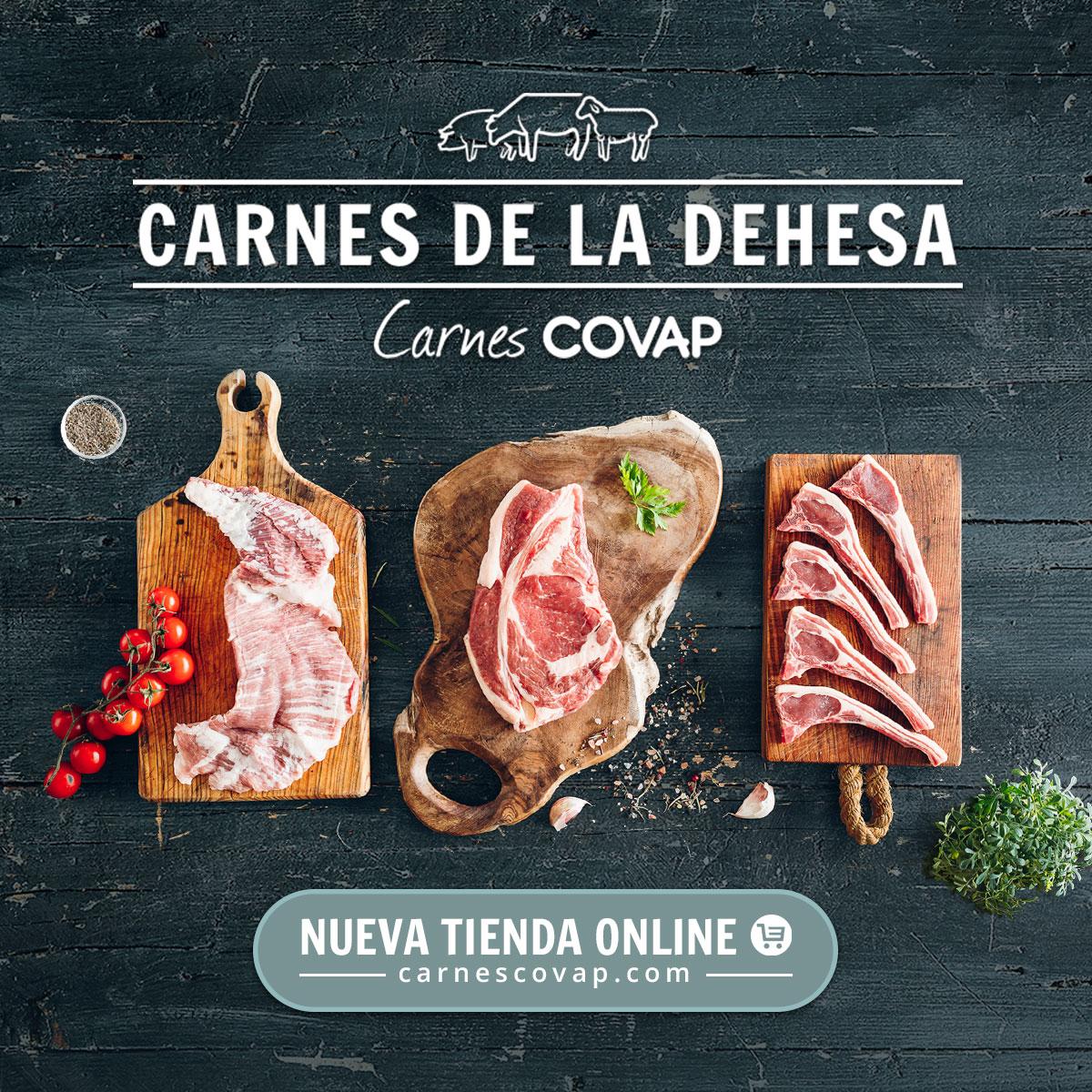 Nueva tienda online de Carnes COVAP