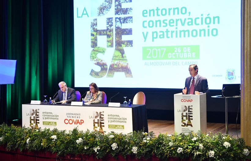 La Jornada Técnica de COVAP en Almodóvar destaca la necesidad de mejorar la rentabilidad de las dehesas