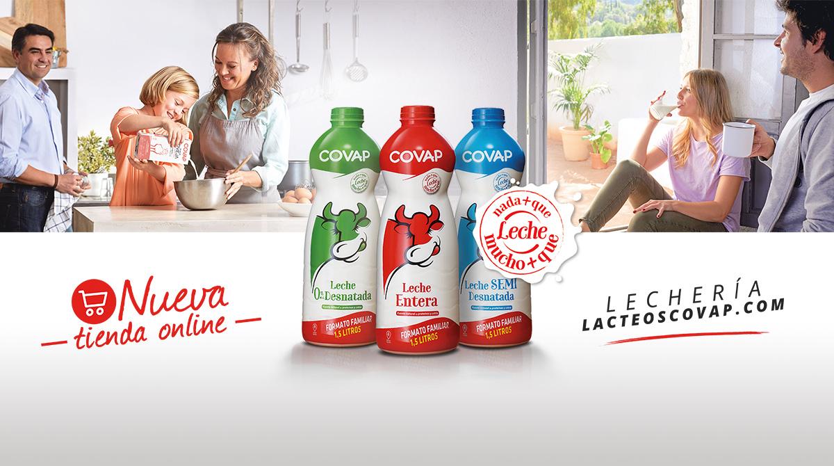 Tienda online Lácteos COVAP | COVAP