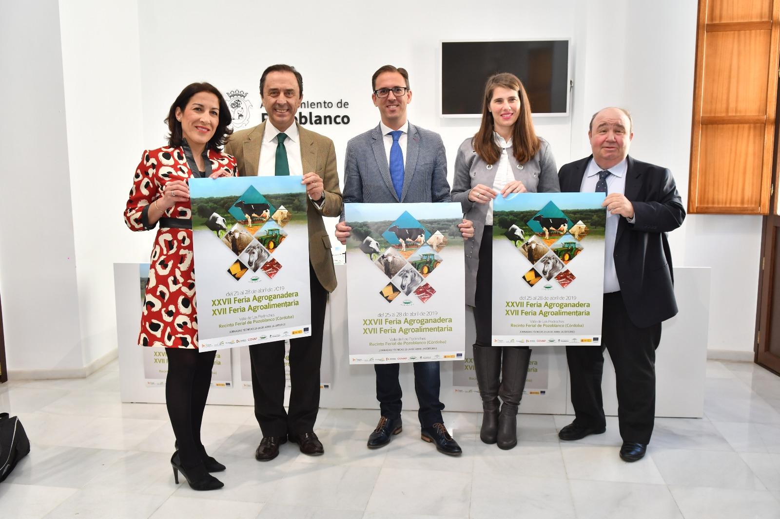 La XXVII Feria Agroganadera y XVII Agrolimentaria de Los Pedroches | COVAP