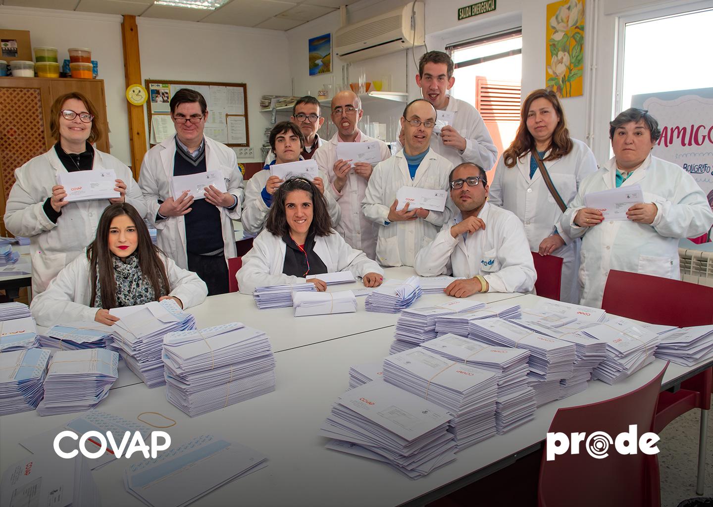 Colaboración PRODE y COVAP | COVAP