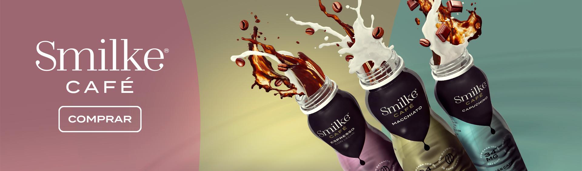 Smilke Café | Lacteos COVAP