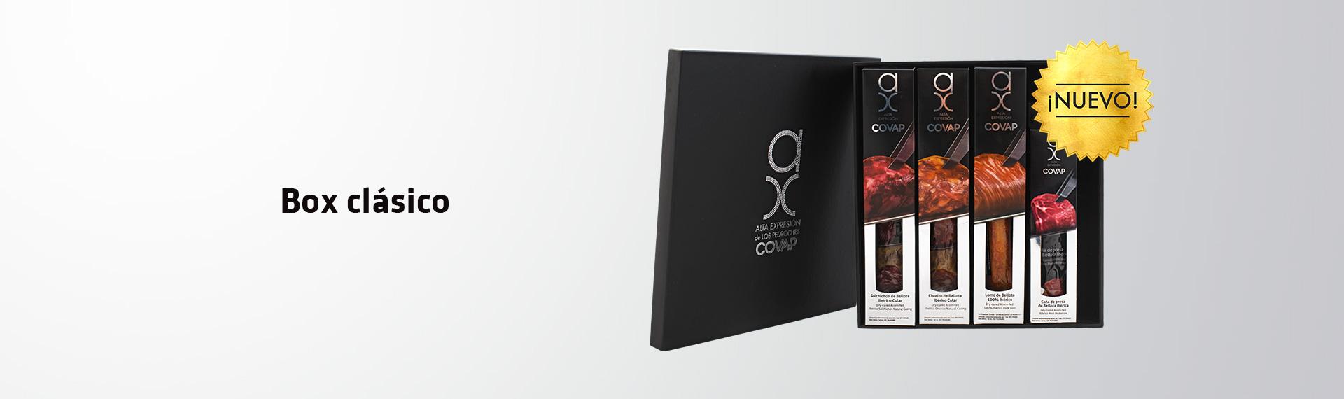 Box clásico | Ibéricos COVAP